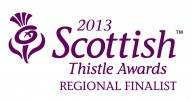 Scottish Thistle Awards Finalist 2013